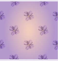 soft purple seamless pattern with beautiful vector image
