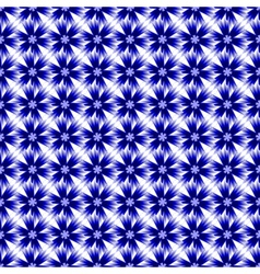 Design seamless colorful cornflower pattern vector image