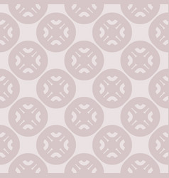 Geometric texture in pastel colors pale purple vector