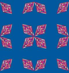 Hand drawn ornament pattern geometric vector
