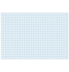millimeter paper a3 size vector image