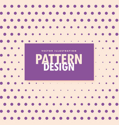 Purple dots halftone style background vector