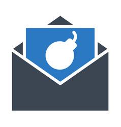 Virus email vector