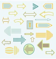 Arrows - vector image