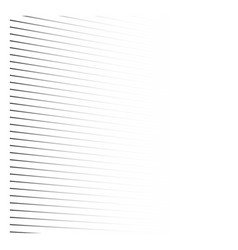 Thin gray gradient lines pattern background vector