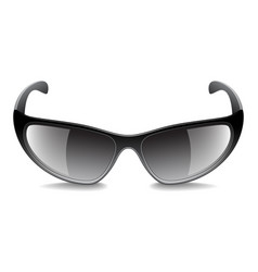 sports sunglasses isolated on white vector image