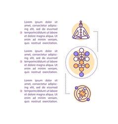 Human body design concept icon with text vector