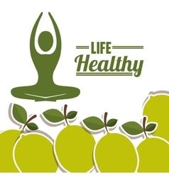 Life health design vector