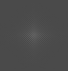 grey abstract halftone heart background pattern vector image