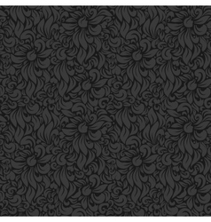 Luxury floral background vector image vector image