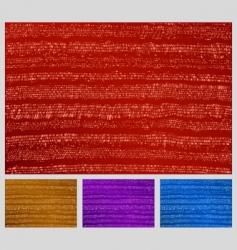 Craft textile texture vector