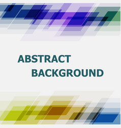 abstract geometric overlapping dark tone vector image