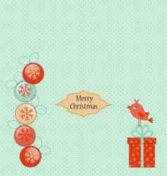 Christmas 041 sm vector image