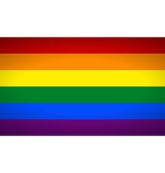 gayflag vector image