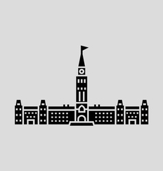 Ottawa vector image