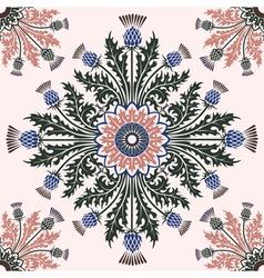 Modern art seamless vector image