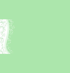 a simple banner for a web site vector image
