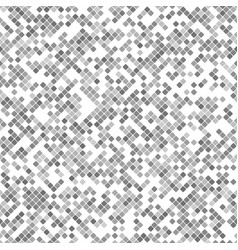 grey abstract repeating diagonal square pattern vector image
