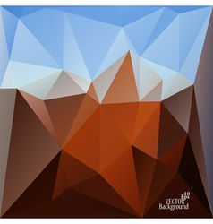 Abstract geometric background for use in design vector image vector image