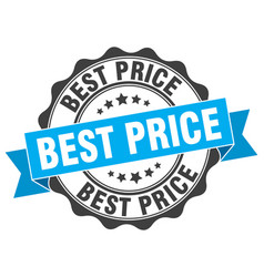 Best price stamp sign seal vector