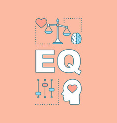 Eq word concepts banner vector