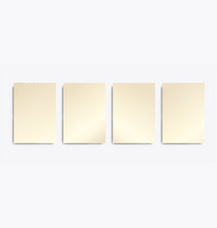 Minimal covers design gold abstract geometric vector