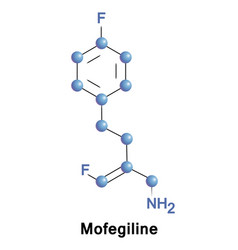 Mofegiline inhibitor of mao b and ssao vector