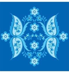 Oriental ottoman design fifteen vector