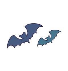 The two bats vector