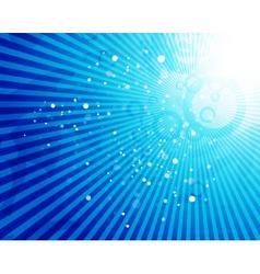 shiny background vector image