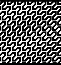 abstract seamless pattern background maze of vector image