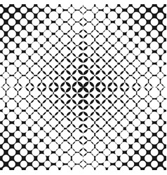 halftone seamless pattern with perforated surface vector image