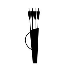 Quiver with arrows vector