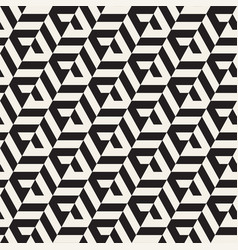 Seamless pattern modern stylish abstract vector
