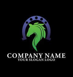 Stallion logo vector