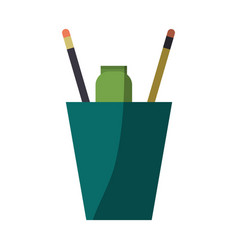 Stationery related icon image vector