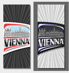 Vertical layouts for vienna vector