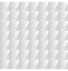 White Pattern Tile vector image