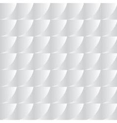 White Pattern Tile vector image