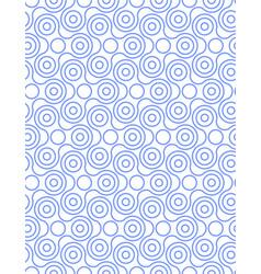 spinner fidget seamless pattern background vector image