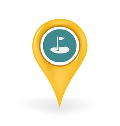 Golfing Location vector
