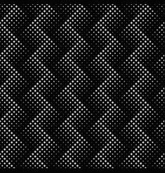 Monochrome geometrical curved star pattern vector