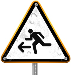 Pictogram street signs 15 vector