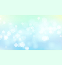 Abstract summer sea nature background vector