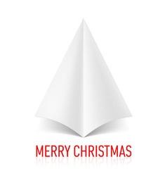 MERRY CHRISTMAS Corner paper 05 vector image vector image