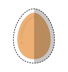 eggs fresh nutritious food vector image