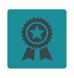 Guarantee icon from Award Buttons OverColor Set vector