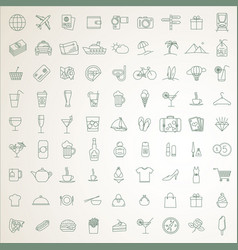 part five presentation template design vector image