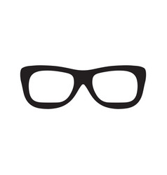 Sunglasses eyeglasses icon vector