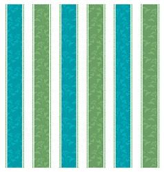 Green Blue Line Pattern Background vector image vector image